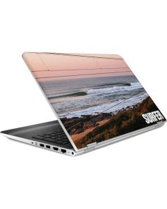 SURFER Magazine Sunset HP Pavilion Skin