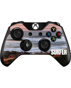 SURFER Magazine Sunset Xbox One Controller Skin