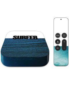 SURFER Magazine Underwater Apple TV Skin