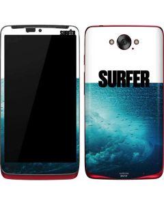 SURFER Magazine Underwater Motorola Droid Skin