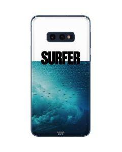 SURFER Magazine Underwater Galaxy S10e Skin