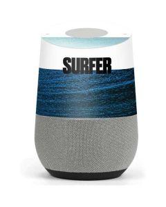 SURFER Magazine Underwater Google Home Skin