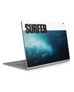 SURFER Magazine Underwater Surface Book 2 13.5in Skin