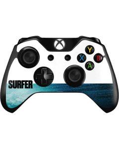 SURFER Magazine Underwater Xbox One Controller Skin