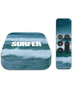 SURFER Magazine Waves Apple TV Skin