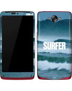 SURFER Magazine Waves Motorola Droid Skin