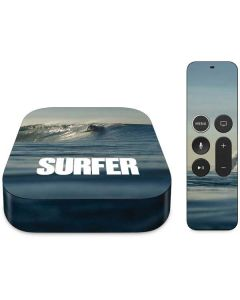 SURFER Waiting On A Wave Apple TV Skin