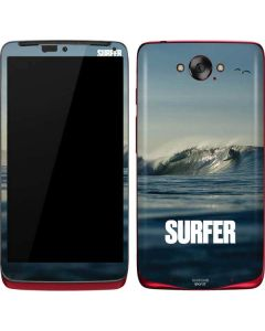 SURFER Waiting On A Wave Motorola Droid Skin
