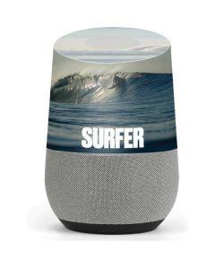 SURFER Waiting On A Wave Google Home Skin