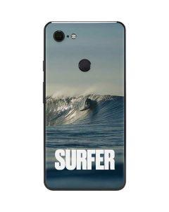 SURFER Waiting On A Wave Google Pixel 3 XL Skin