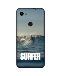 SURFER Waiting On A Wave Google Pixel 3a Skin