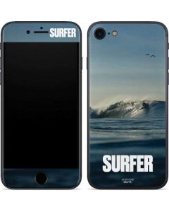 SURFER Waiting On A Wave iPhone 7 Skin