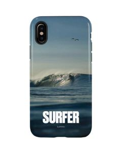 SURFER Waiting On A Wave iPhone X Pro Case