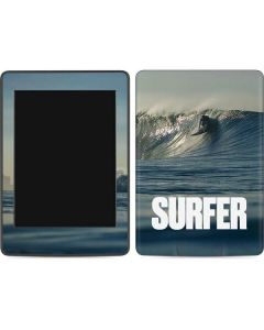 SURFER Waiting On A Wave Amazon Kindle Skin