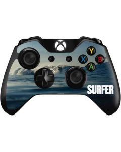 SURFER Waiting On A Wave Xbox One Controller Skin