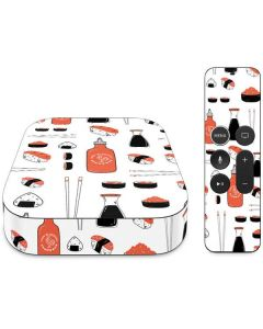 Sushi Apple TV Skin