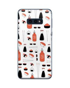 Sushi Galaxy S10e Skin