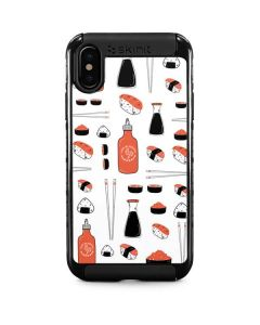Sushi iPhone XS Max Cargo Case