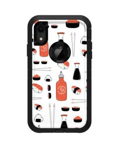 Sushi Otterbox Defender iPhone Skin