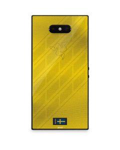 Sweden Soccer Flag Razer Phone 2 Skin