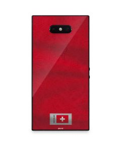 Switzerland Soccer Flag Razer Phone 2 Skin