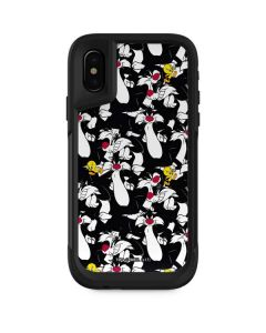 Sylvester and Tweety Super Sized Otterbox Pursuit iPhone Skin