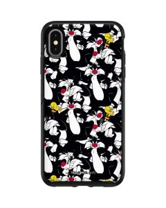 Sylvester and Tweety Super Sized Otterbox Symmetry iPhone Skin