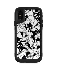 Sylvester Super Sized Pattern Otterbox Pursuit iPhone Skin