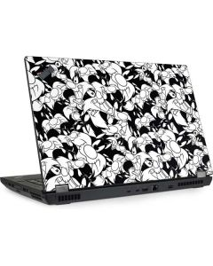Sylvester Super Sized Pattern Lenovo ThinkPad Skin