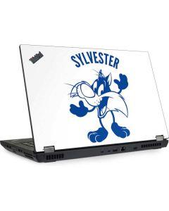 Sylvester the Cat Big Head Lenovo ThinkPad Skin