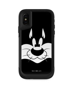Sylvester the Cat Black and White Otterbox Pursuit iPhone Skin
