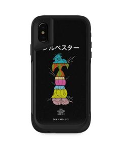 Sylvester the Cat Sliced Juxtapose Otterbox Pursuit iPhone Skin