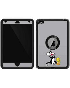 Sylvester Tweety Bird Crossed Arms Otterbox Defender iPad Skin