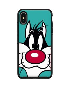 Sylvester Zoomed In Otterbox Symmetry iPhone Skin