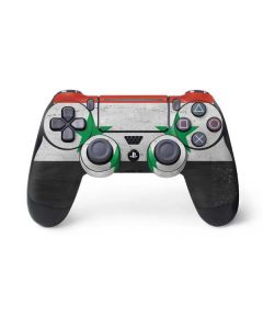 Syria Flag Distressed PS4 Pro/Slim Controller Skin