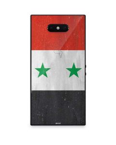Syria Flag Distressed Razer Phone 2 Skin