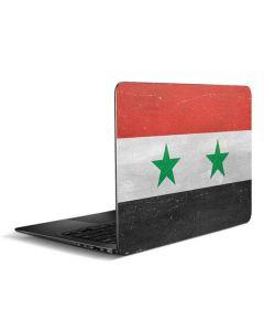 Syria Flag Distressed Zenbook UX305FA 13.3in Skin
