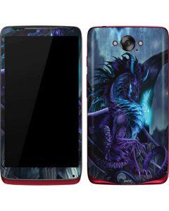 Talisman Dragon Motorola Droid Skin
