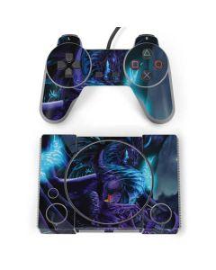 Talisman Dragon PlayStation Classic Bundle Skin