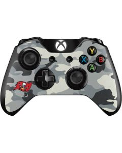 Tampa Bay Buccaneers Camo Xbox One Controller Skin