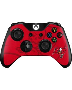 Tampa Bay Buccaneers Double Vision Xbox One Controller Skin