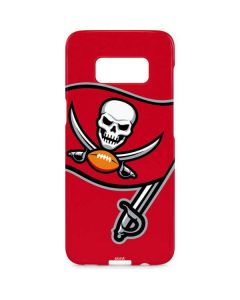 Tampa Bay Buccaneers Large Logo Galaxy S8 Plus Lite Case