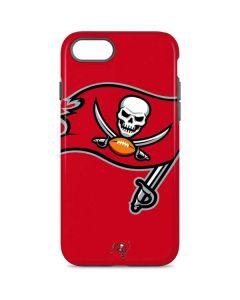 Tampa Bay Buccaneers Large Logo iPhone 8 Pro Case