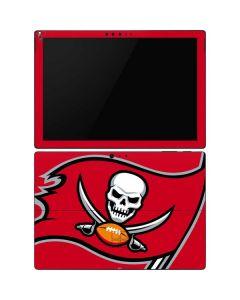 Tampa Bay Buccaneers Large Logo Surface Pro 6 Skin