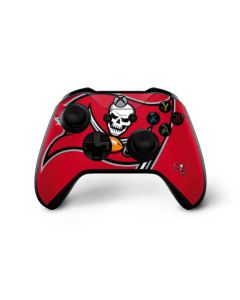 Tampa Bay Buccaneers Large Logo Xbox One X Controller Skin