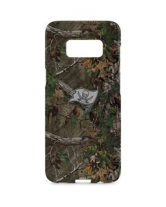 Tampa Bay Buccaneers Realtree Xtra Green Camo Galaxy S8 Plus Lite Case