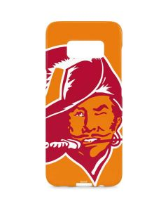 Tampa Bay Buccaneers Retro Logo Galaxy S8 Plus Lite Case