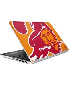 Tampa Bay Buccaneers Retro Logo HP Pavilion Skin