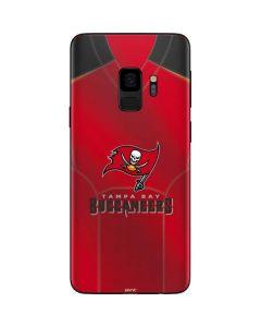 Tampa Bay Buccaneers Team Jersey Galaxy S9 Skin