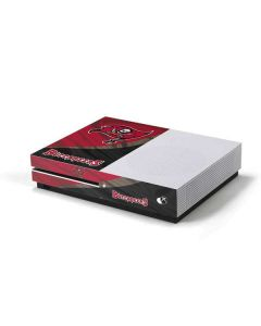 Tampa Bay Buccaneers Xbox One S Console Skin